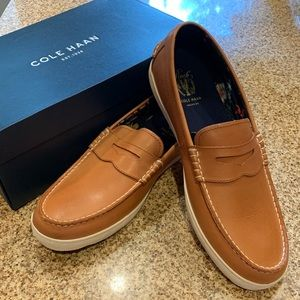 Cole Haan pinch weekender loafers, men, size 13